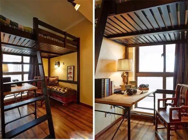 书房怎么设计即省空间又漂亮