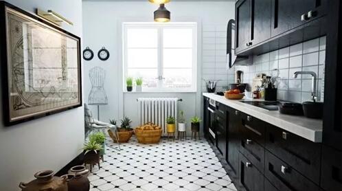 想要装出完美的厨房?记住这几个数字准没错!